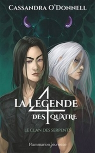 la legende des quatre T03 le clan des serpents.jpg
