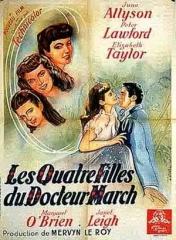 Les 4 filles du docteur march 1949 affiche.jpg