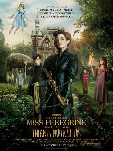 Miss Peregrine et les enfants particuliers affiche.jpg