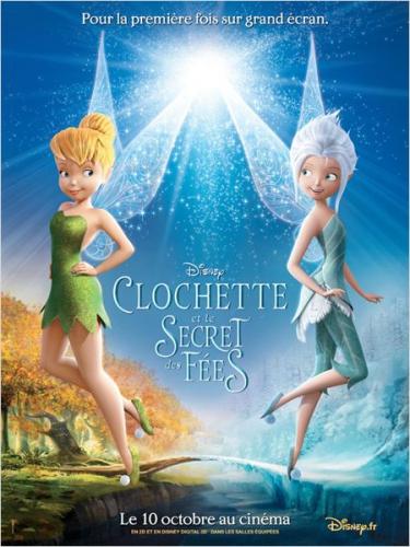 Clochette et le secret des fées affiche.jpg