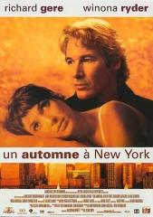 Un automne à New York Affiche.jpg