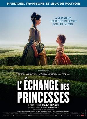 L'échange des princesses affiche.jpg