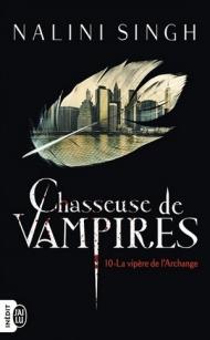 chasseuse de vampire T10 la vipère de l'archange.jpg