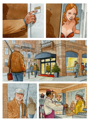 Giuseppe-Manunta-interview-le-diner-de-noel-editions-féles-porte-halle.jpg