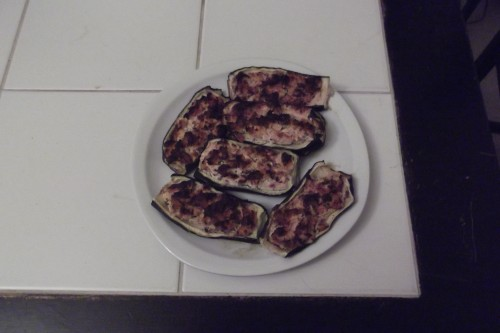 recette courgette saumon chevre.JPG