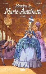 memoires de marie-antoinette T01 Versailles.jpg